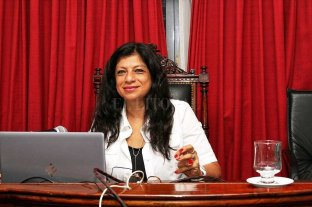 Gabriela Solano fue reelecta como presidenta del Concejo Municipal de Santo Tomé