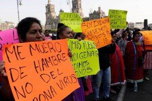 """La ONU alerta que el coronavirus se convertirá en una """"pandemia de hambre"""" en América Latina"""