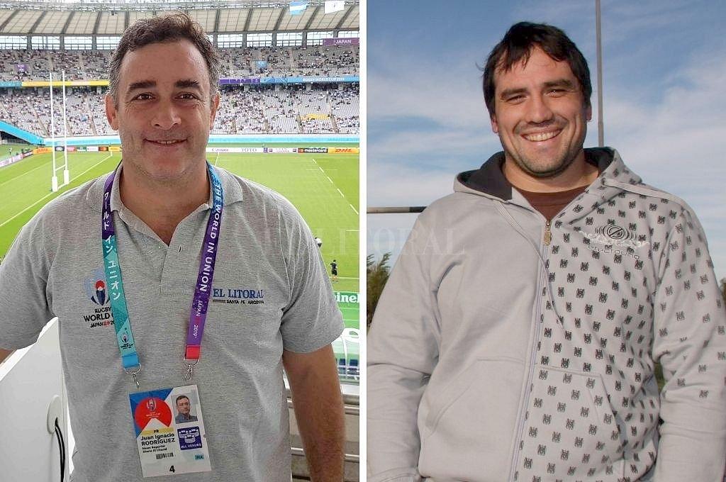 Juan Ignacio Rodríguez y Federico Merlo serán los encargados de volver a poner al aire
