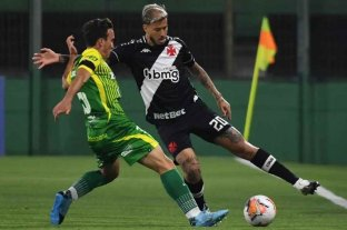 Defensa y Justicia juega obligado en Río de Janeiro