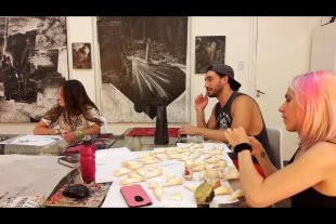 Púrpura: un espacio para armar redes desde el arte