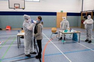 Alemania sumó 479 decesos por Covid-19, la cifra más alta desde el inicio de la pandemia