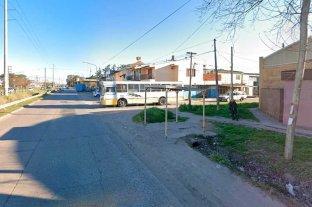 A punta de pistola le robaron la moto en el norte de la ciudad de Santa Fe - La zona donde se produjo el hecho  -
