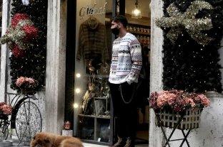 El Gobierno italiano impondrá nuevas medidas restrictivas entre Navidad y Año Nuevo