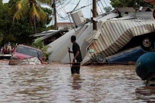 Honduras acudió a Washington para gestionar ayuda tras el paso de los huracanes Iota y Eta