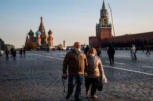 Rusia registra más de 28 mil nuevos infectados de Covid-19