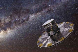 El telescopio Gaia entrega su tercer mapa con más de 1.800 millones de estrellas en nuestra galaxia