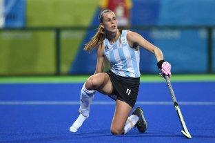 Carla Rebecchi se retira de Las Leonas y no estará en los Juegos de Tokio 2020
