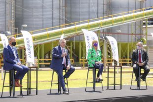 Argentina exportará 1.2 millones de toneladas de soja a China