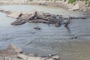 Autoridades provinciales y del departamento 9 de Julio analizaron la situación del agua en la región
