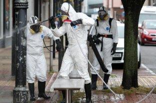 El Reino Unido supera los 60.000 muertos confirmados por coronavirus