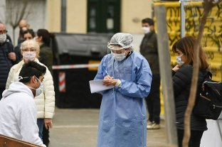 Argentina sumó 149 fallecidos y 7.629 nuevos contagios de coronavirus -  -
