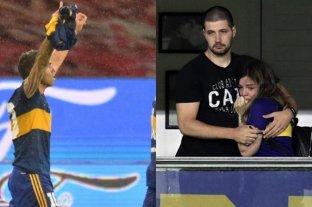 """""""Sos Familia"""", Dalma Maradona le dedicó a Tevez un mensaje en sus redes sociales"""