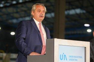 """Fernández: """"De la pobreza se sale con empresarios que invierten, dan trabajo y generan empleo"""""""