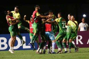 Defensa y Justicia le ganó a Vasco da Gama y se clasificó a cuartos de la Sudamericana