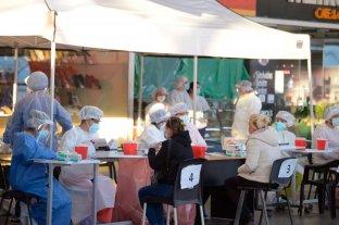 Coronavirus: descienden los contagios en Córdoba, 523 en la última jornada
