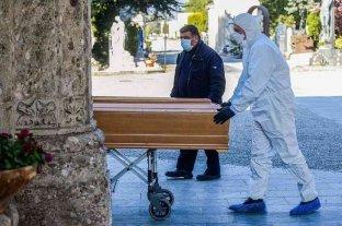 Italia registró casi mil muertos por coronavirus en un solo día