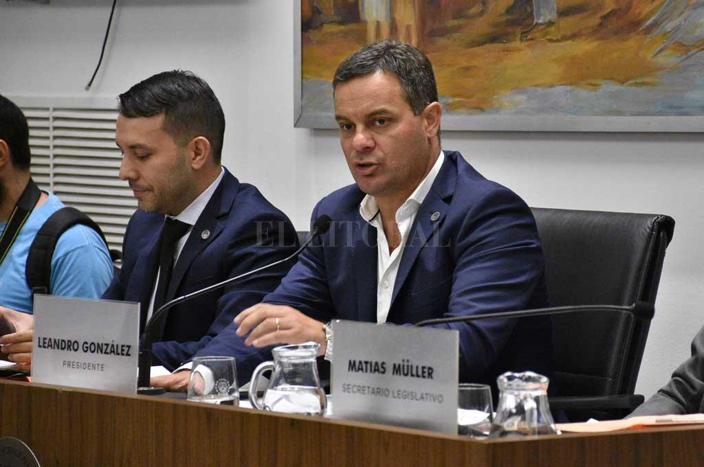 Sesión preparatoria en el Concejo: González será reelecto presidente -  -