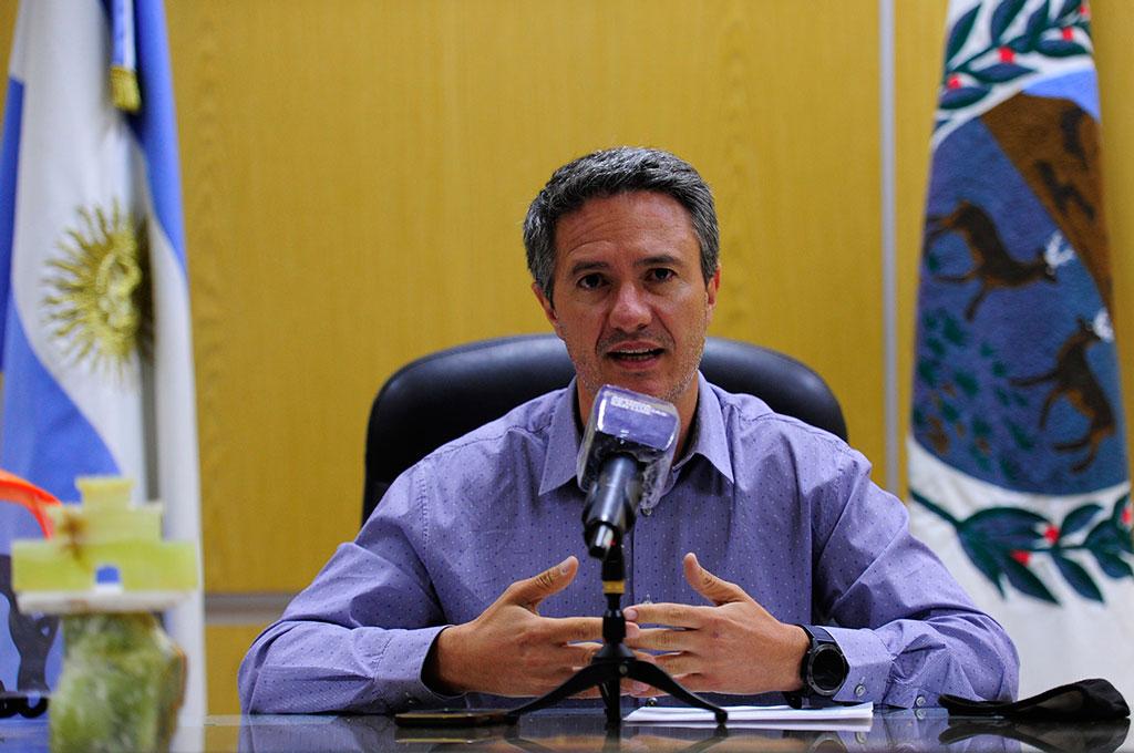 Lo confirmó el ministro de Educación, Andrés Dermechkoff Crédito: Agencia de Noticias San Luis