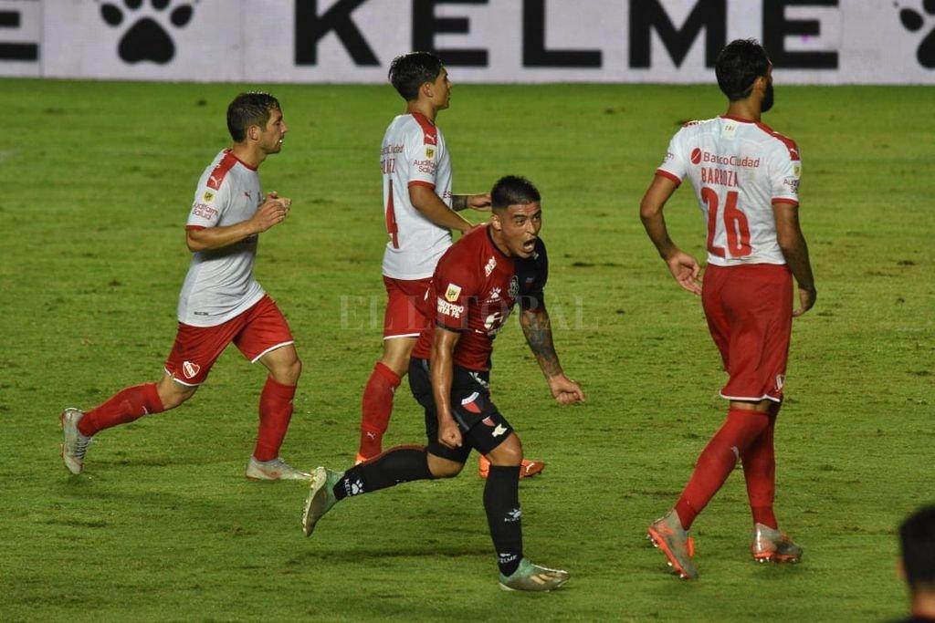 Rodríguez y Fernández, los de la guía del gol en Colón    : : El Litoral - Noticias - Santa Fe - Argentina - ellitoral.com : :