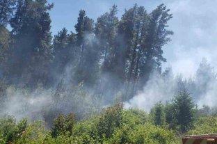 Se registran focos activos de incendios en Jujuy, Chubut, Neuquén y Mendoza