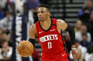 Westbrook paso a Washington y Wall a Houston en un importante intercambio en la NBA