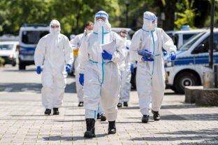 Alemania elevó el balance diario de casos de coronavirus y ya es el undécimo país afectado