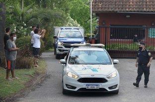 Los fiscales volvieron a la casa donde murió Maradona para una nueva inspección