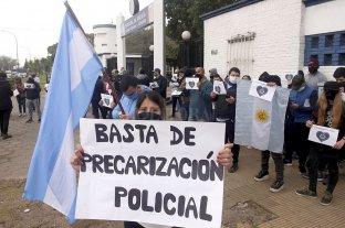 Vuelven a remover al titular de la Policía en Rosario y ya son cuatro los jefes echados en el año