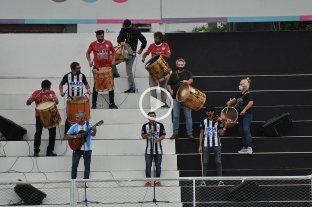 A pura chacarera: emotivo homenaje a Maradona en la previa de Central Córdoba-Colón