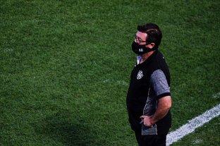 Tras la derrota ante Colón, Alfredo Berti dejó de ser el técnico de Central Córdoba