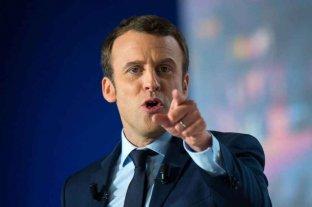 Emmanuel Macron negó que las libertades estén erosionándose en Francia