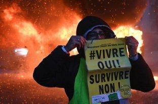 Francia: nuevos enfrentamientos en protestas contra la ley de seguridad global