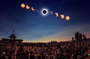 """Cuatro provincias transmitirán el festival """"Aurora"""" durante el eclipse total solar"""