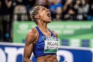 """Yulimar Rojas fue declarada la """"mejor atleta de 2020"""""""