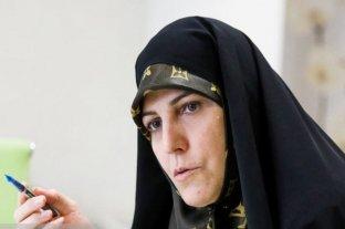 Irán: 30 meses de prisión para la ex vicepresidenta Shahindojt Moulaverdí