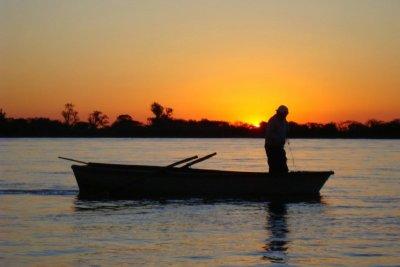 Fabián Palo Oliver celebró el anuncio de la veda pesquera sobre el Río Paraná