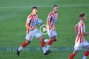 Video: mirá los ocho goles del partido entre Unión y Atlético Tucumán -  -
