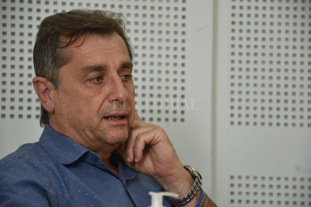 Después de un año atravesado por la pandemia y sus efectos sanitarios, sociales y económicos, el ministro Capitani espera abrir en 2021 una puerta a la inserción laboral de jóvenes. Crédito: Flavio Raina