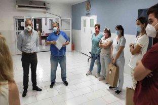 Timbúes: la comuna otorgó un incremento salarial del 60% al personal de guardia del Hospital Sagrado Corazón de Jesús
