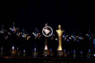 Premios Brigadier 2020: reviví la ceremonia de premiación