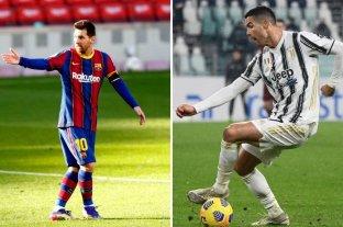 Luego de casi mil días, Messi y Cristiano Ronaldo volverán a enfrentarse