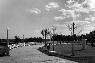"""La historia de un Parque """"Cívico"""" que cumple  80 años en el Sur de la ciudad"""