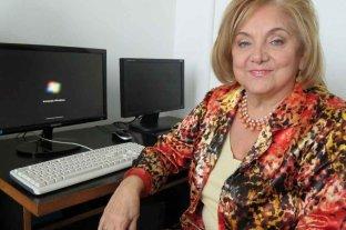 Es santafesina, tiene 70 años y en medio de la pandemia se graduó de Máster en Bioética