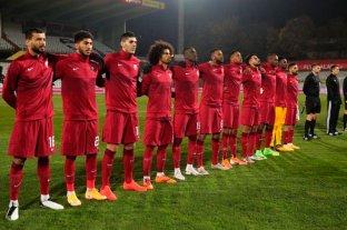 Qatar fue invitado a disputar las Eliminatorias de la UEFA