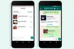 Lo nuevo de WhatsApp: cómo usar el carrito de compras