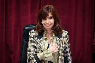 Cristina Kirchner publicó un balance del primer año de gestión