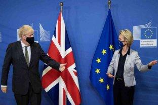 La Unión Europea y Reino Unido decidirán el domingo el futuro de las negociaciones