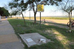 Reparan el Paseo Ana Frank tras ser vandalizado por segunda vez en cuatro años