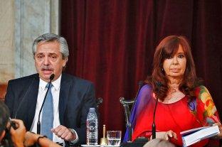 """Alberto Fernández: """"Comparto lo que dijo Cristina, la Justicia tiene lógica corporativa"""""""